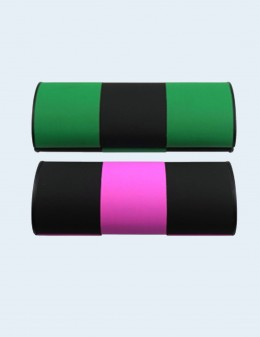 Magic Pink Black Green
