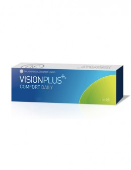 Visionplus Comfort Daily 1 Day 3 30 packs