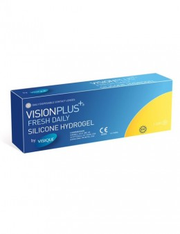 Visionplus Fresh Daily 1 Day 3x30 pack