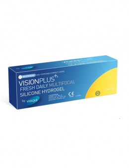 Visionplus Fresh Daily 1 Day Multifocal